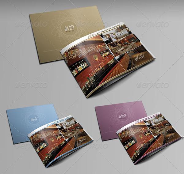 Cool Information Brochure Design