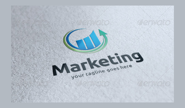 Marketing Business Branding Logo