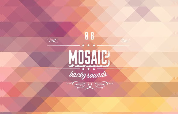 Mosaic Photoshop Background