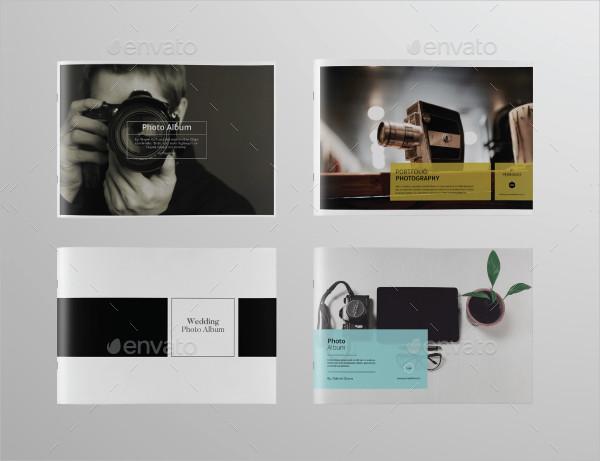 Professional Photo Album Templates Bundle