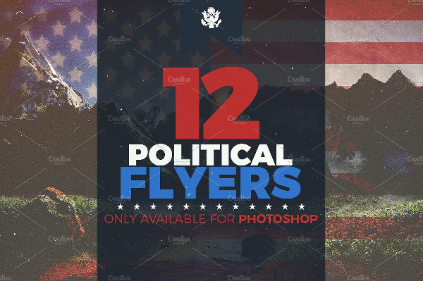 Ultimate Political Flyers Bundle