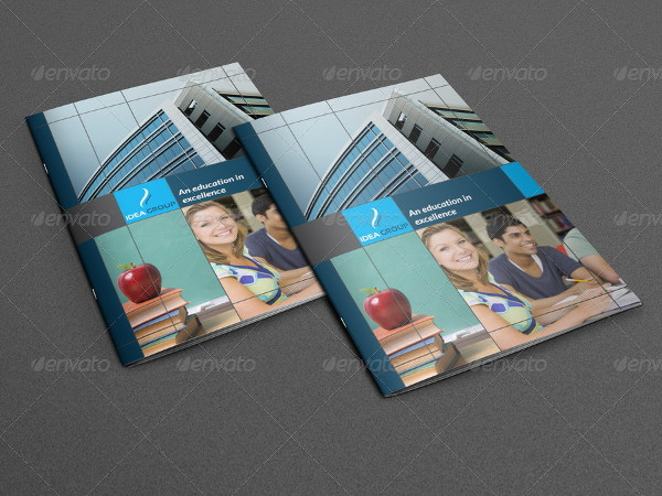 Education InDesign Brochure Template