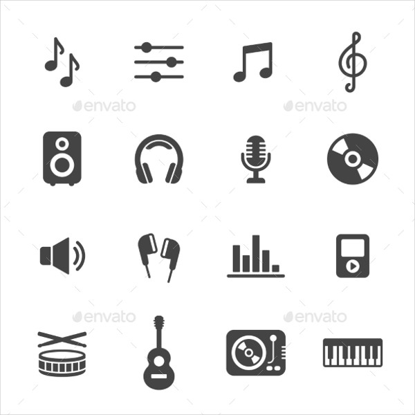 Simple Flat Vectors for Music