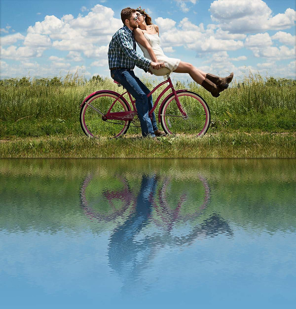 Best Water Reflection Photoshop Action