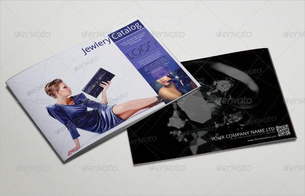 Professional Jewelry Brochure