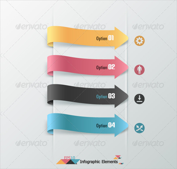 6 Banners With Arrows Download