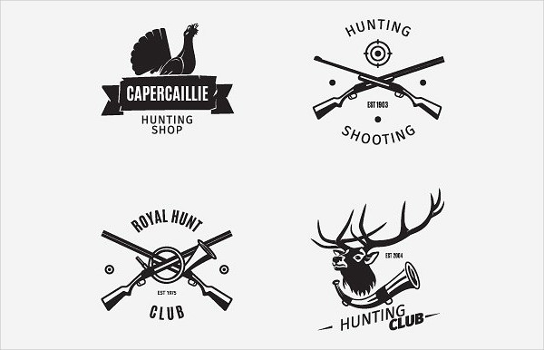 Retro Hunt Club Logo