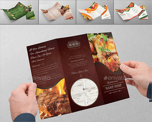 Best Restaurant Brochure Bundle