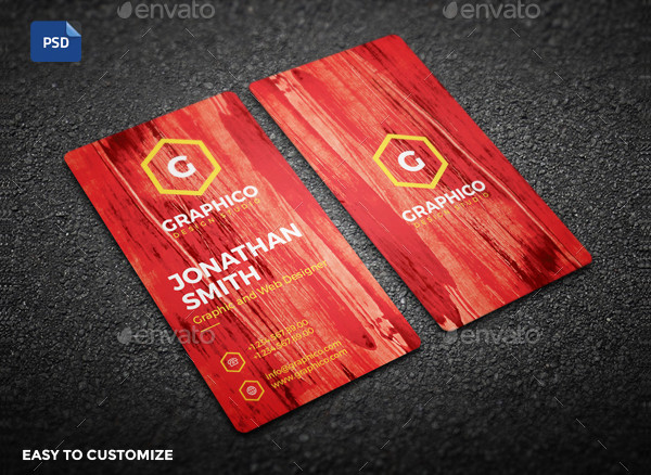 Best Watercolor Business Card Templates
