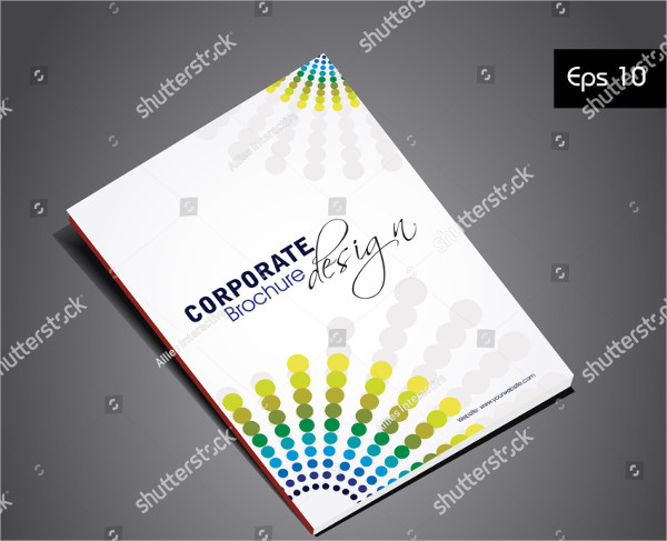 Professional Business Catalog Design Brochure