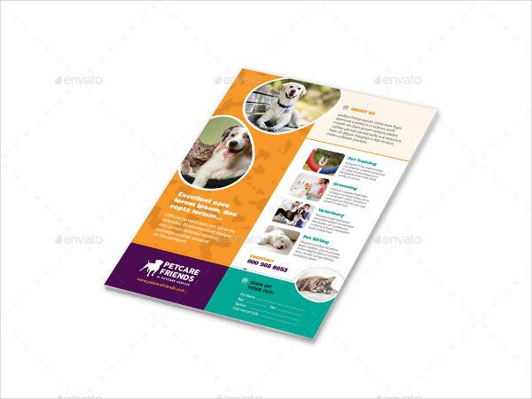 Pet Care Print Bundle Templates