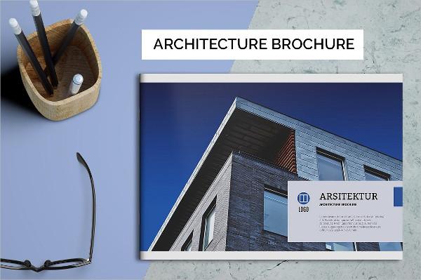 Professional Architecture Brochure
