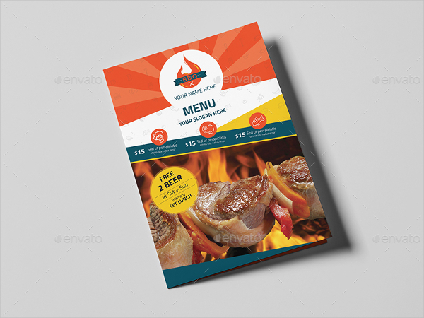 Steakhouse Fully Editable Files