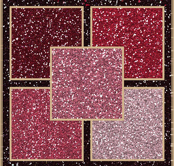 Abstract Colorful Glitter Texture Pack