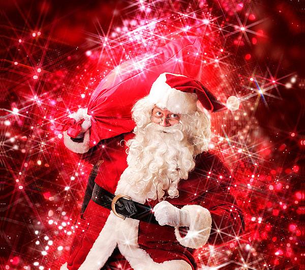 Popular Christmas Photoshop Action