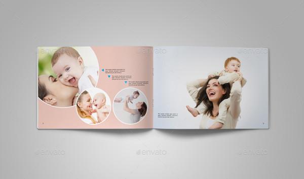 Unique Family Or Baby Photo Album