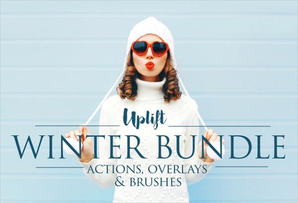 Winter Bundle for Photoshop