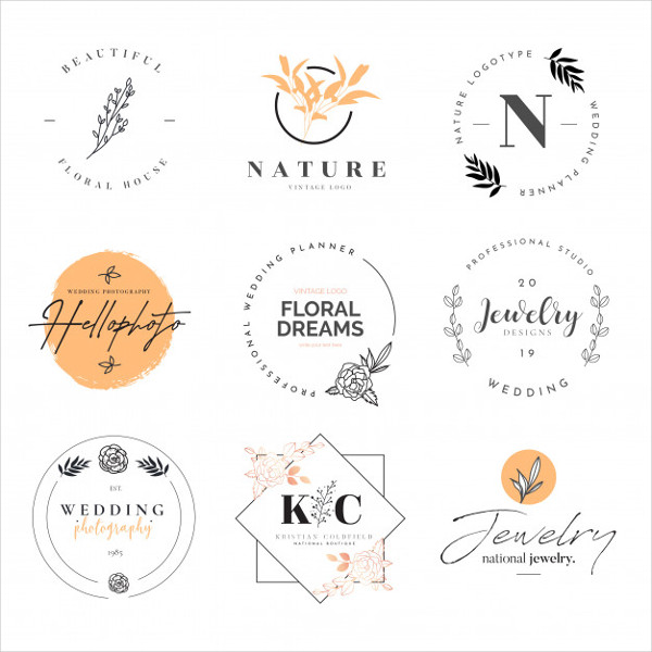 Free Beauty Clinic Logos Collection