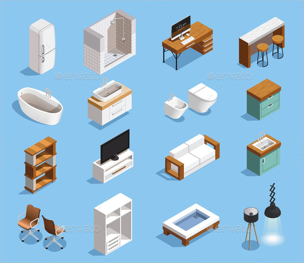 Modern Furniture Icon Collection