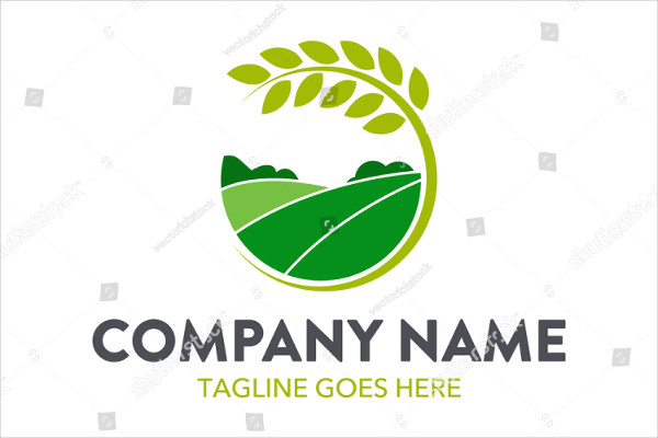 Unique Logo Template Vector