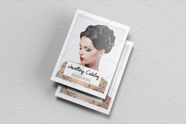 Fashion Jewelry Catalog Templates