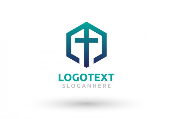Free Download Church Logo Template