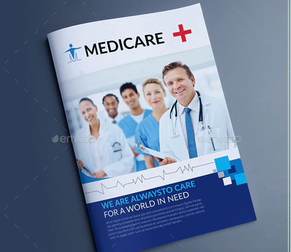 Medical Conference Brochure Template