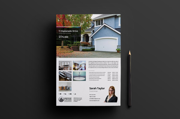 Printable Real Estate Templates Pack