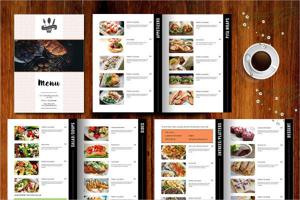 MS Word and Photoshop Designs