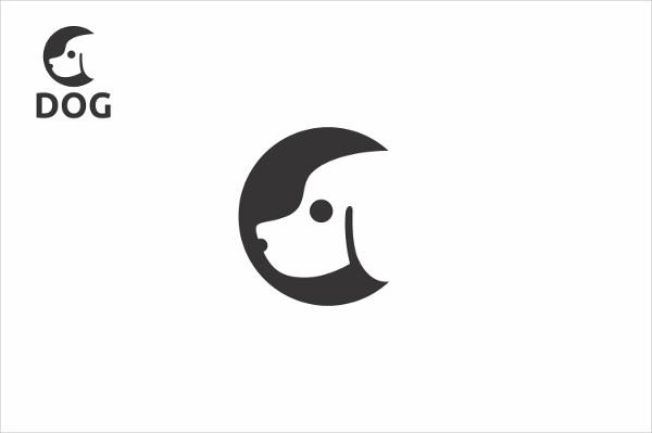 Naughty Dog Logo Design