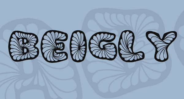 Free Download Beigly Doodle Font