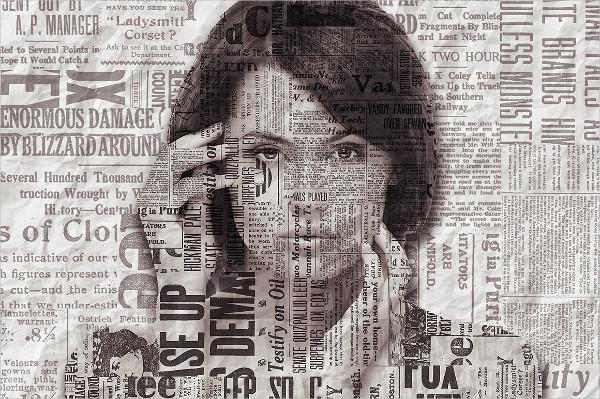 Paper Print Photoshop Action