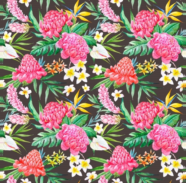 Popular Tropical Pattern