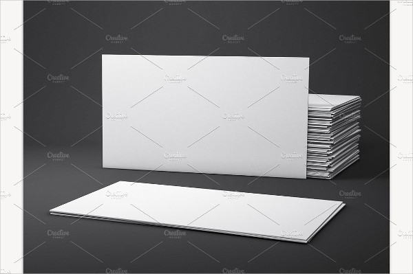 Professional Blank business cards