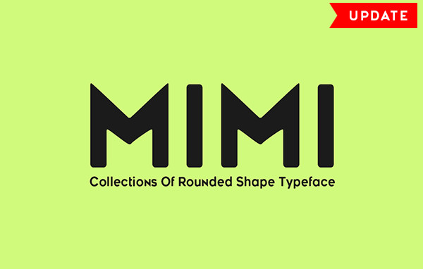 Professional Mimi Typeface Font