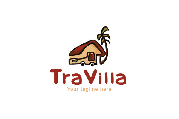 Travel Channel Logo Template