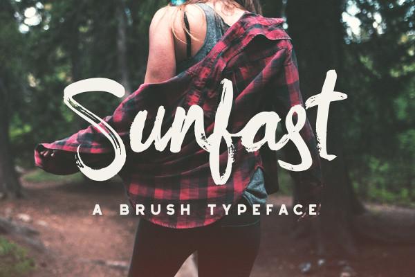 Trendy Sunfast Font