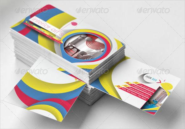 Architecture & Interior Designer Business Cards Set