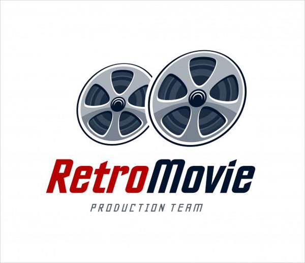 Film Reel Logo Free Download