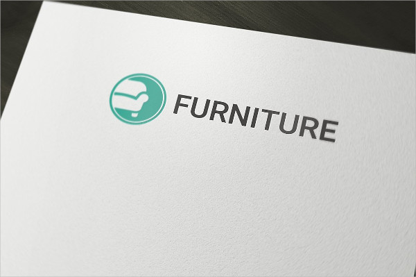 Professional Furnitures Logo Template