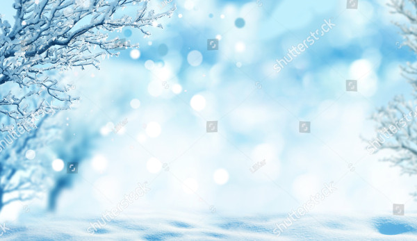 Perfect Winter Background