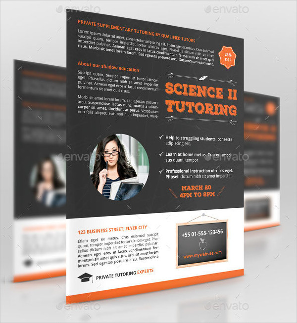 Business Promotion Tutoring