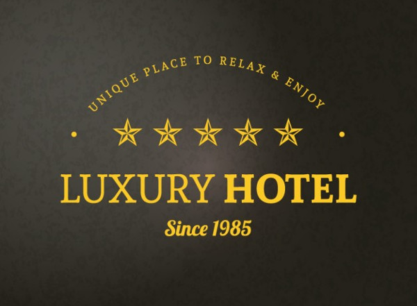 Hotel Logo Template Free Download
