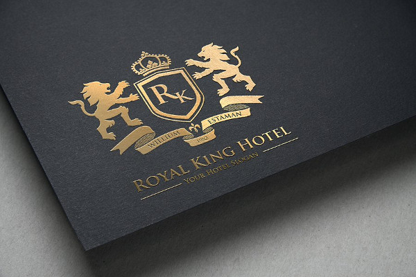 Royal King Hotel Logo