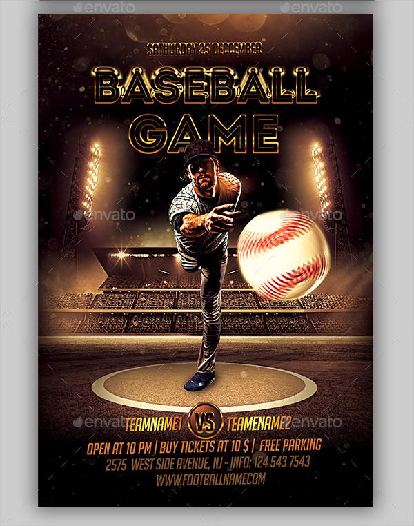 Best Baseball Flyers Bundle
