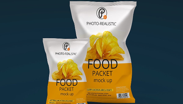 Chips Bag Mockup In Photoshop 23 Free Premium Download