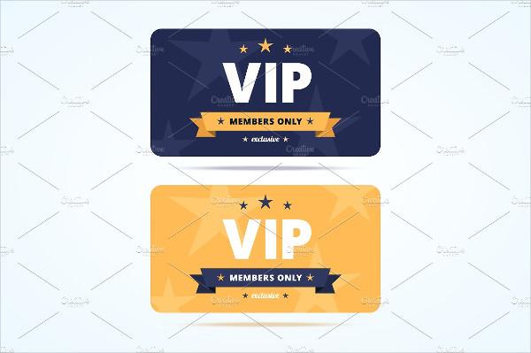 Royal VIP Cards Design