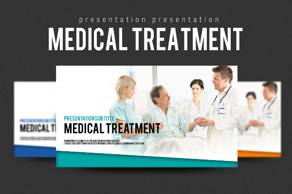 Cool Medical PowerPoint Presentation Template