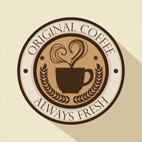 Original Coffee Logo Free Download
