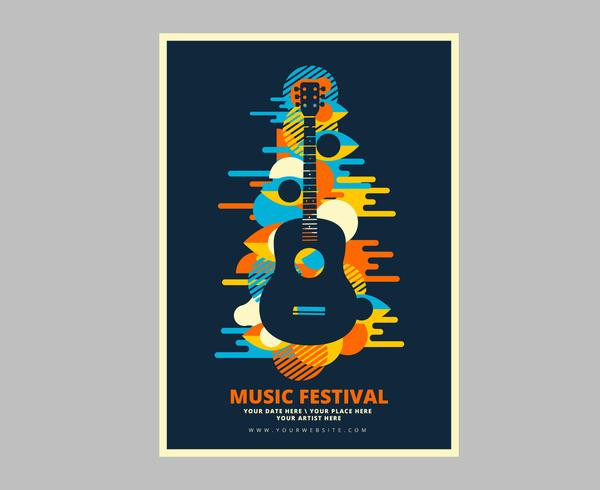 Concert Poster Free Download